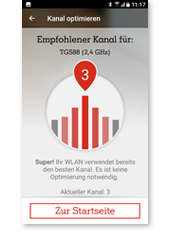 A1 WLAN Manager App: WLAN optimieren, iOS, Android | A1 net