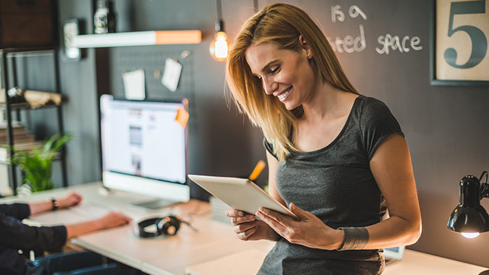 Digitalisierung am Arbeitsplatz