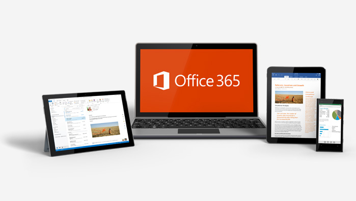Office 365 - Office auf jedem Gerät