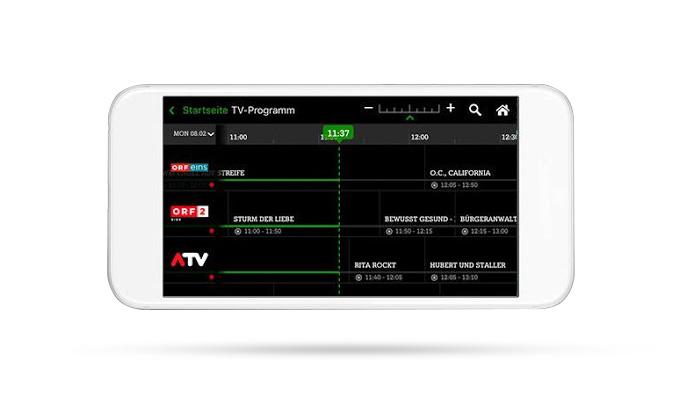 A1 NOW - Persönlicher Videorekorder