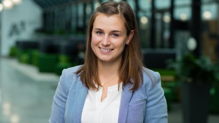 Laura Wagner - Graduate bei A1