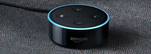 Amazon-Echo Dot