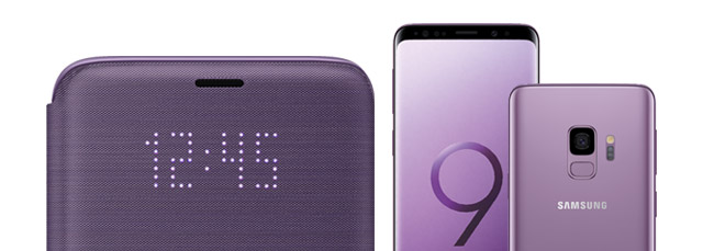 Samsung Galaxy S9 LED