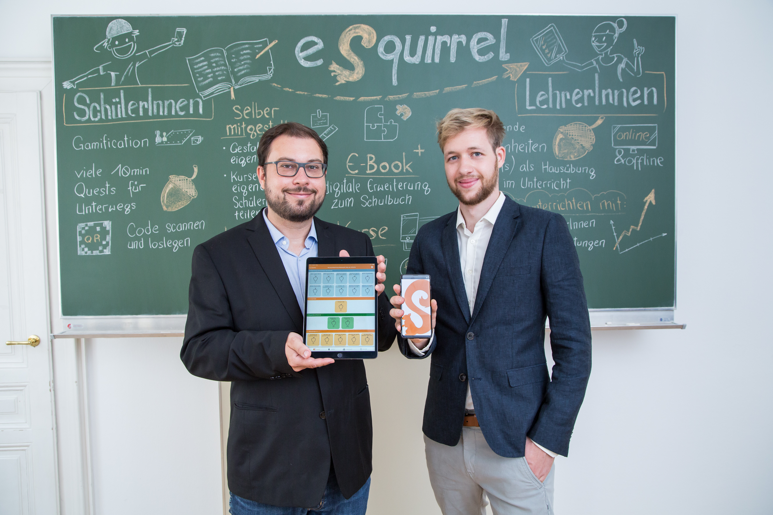 E-squirell founder