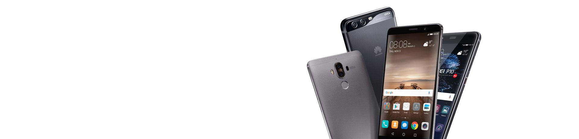 Huawei € 50,- günstiger