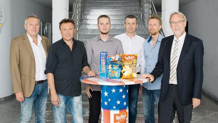 Mag. Werner Luksch, CFO, Kelly GesmbH