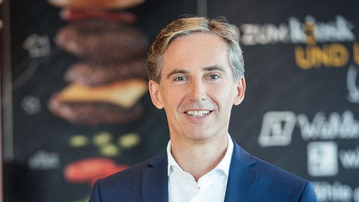Andreas Schmidlechner, Geschäftsführer McDonald's Österreich