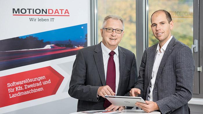 Geschäftsführer & IT-Leiter MotionData