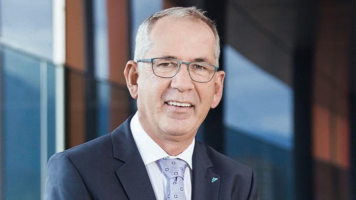Dipl. Ing. Romed Giner, Bereichsleiter IT-Technik Tirol Kliniken