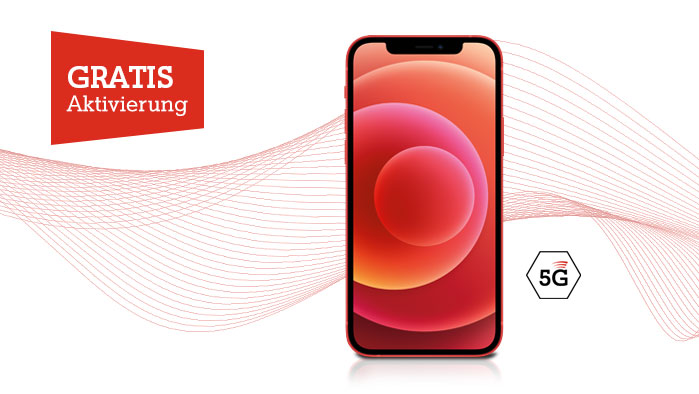 iPhone 12 (5G) 64GB (PRODUCT)RED