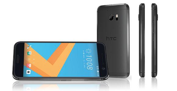 HTC 10 in diversen Kamerawinkeln