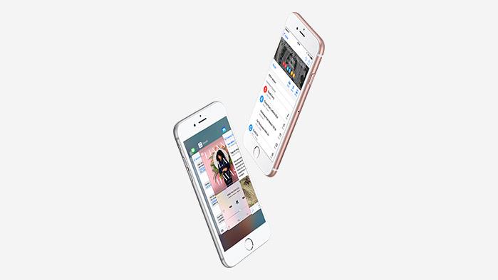 iOS 9 - ein einmaliges Erlebnis auf einem einmaligen Telefon.