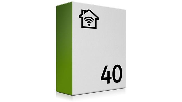 Festnetz-Internet Pakerl mit Icon