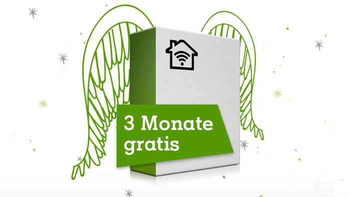 Internet Power 3 Monate gratis