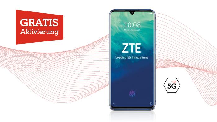 ZTE Axon 10 pro 5GG