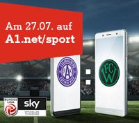 Die neue 12er Liga - Eröffnungsspiel am 27.07