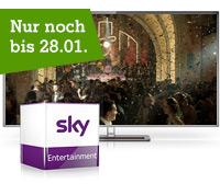 TV Plus + Sky um € 0,-