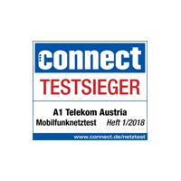 Connect Mobilfunknetz Testsieger 2017