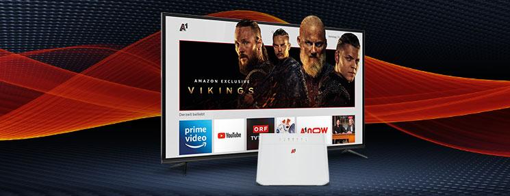 A1 Internet+TV