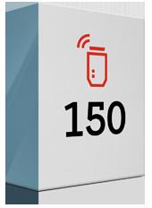 150 Mbit/s