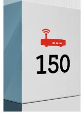 150 Mbit/s und Premium Modem