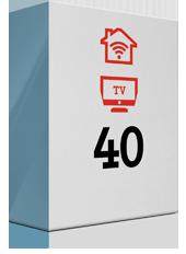 40 Mbit/s