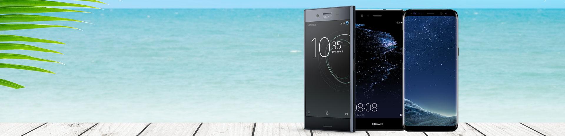 Top Smartphones um € 0,-