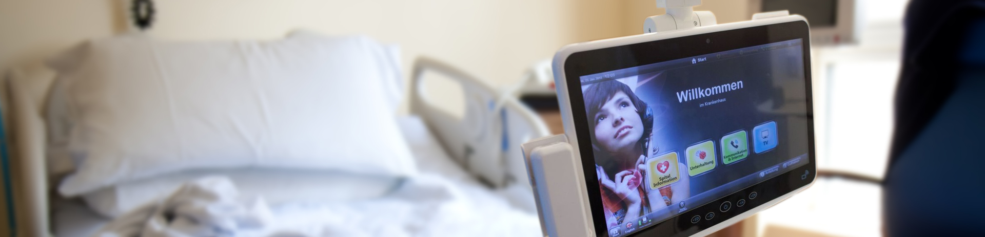 Das Multimediale Krankenbett