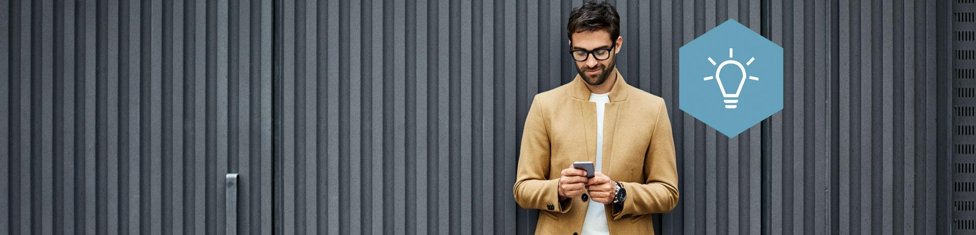 A1 Guru erklärt Funktionen eines Smartphones