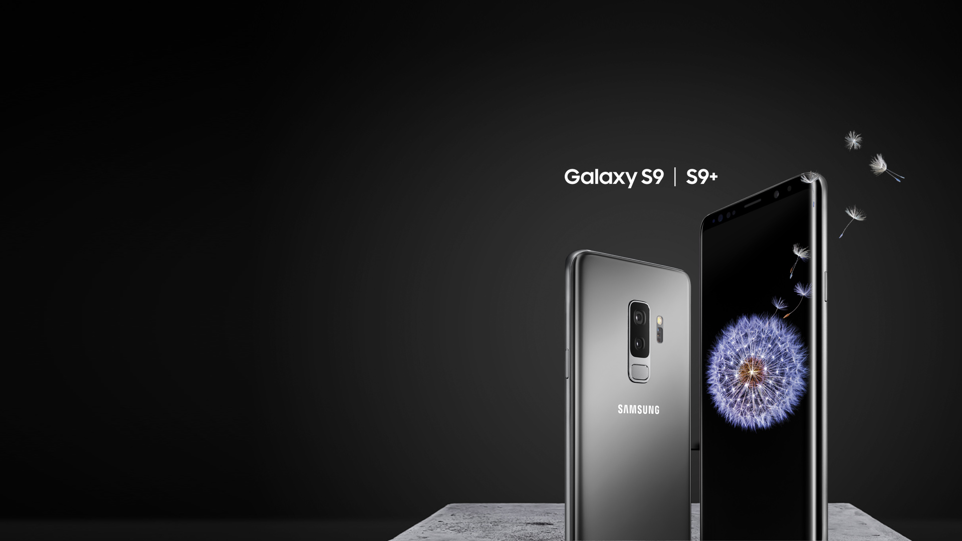 Samsung Galaxy S9 Titanium