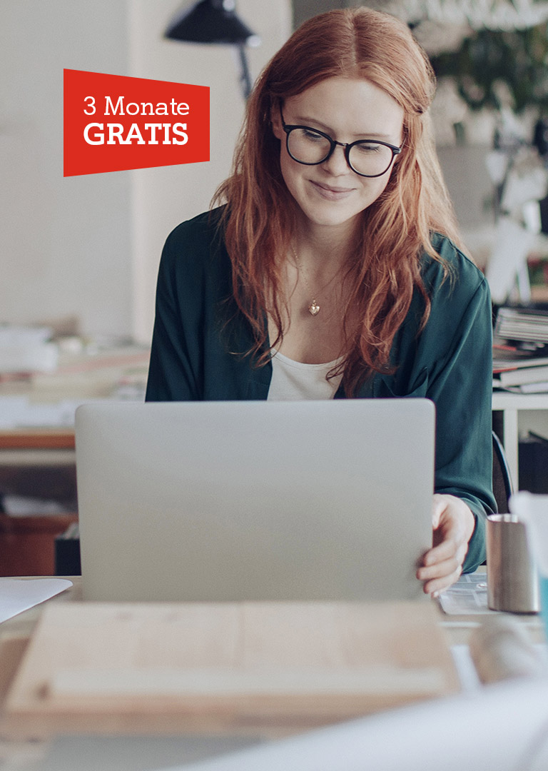 A1 Business Internet - 3 Monate gratis