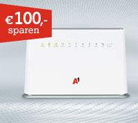 A1 Internet inklusive gratis Huawei Tablet
