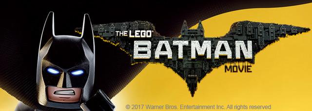 Lego Batman Filmplakat