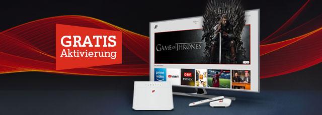 A1 Internet + Xplore TV