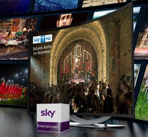 A1 TV Kombi mit SKY 6 Monate gratis