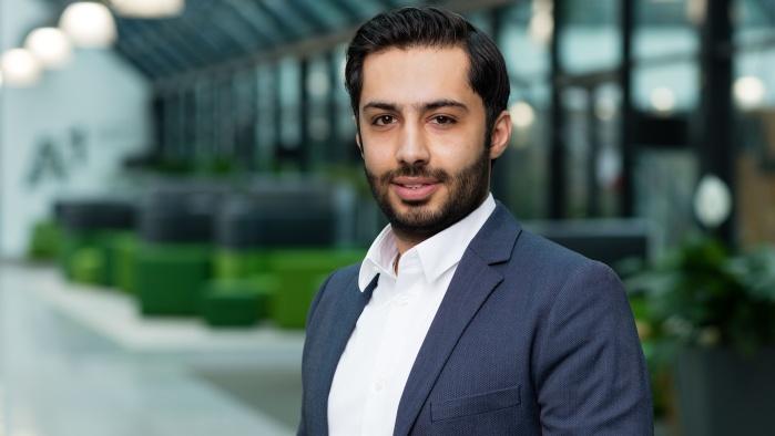 Mulham Al Fayyad - Graduate bei A1