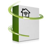 Festnetz-Internet mit Hybrid-Boost