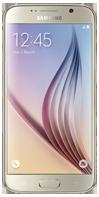 Samsung Galaxy S6 Frontansicht