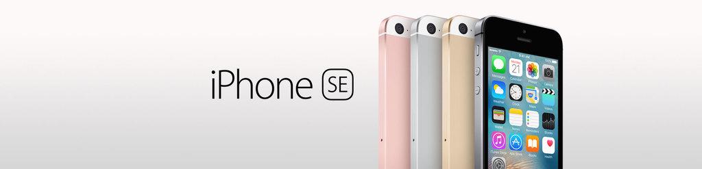 iPhone SE Produktbild