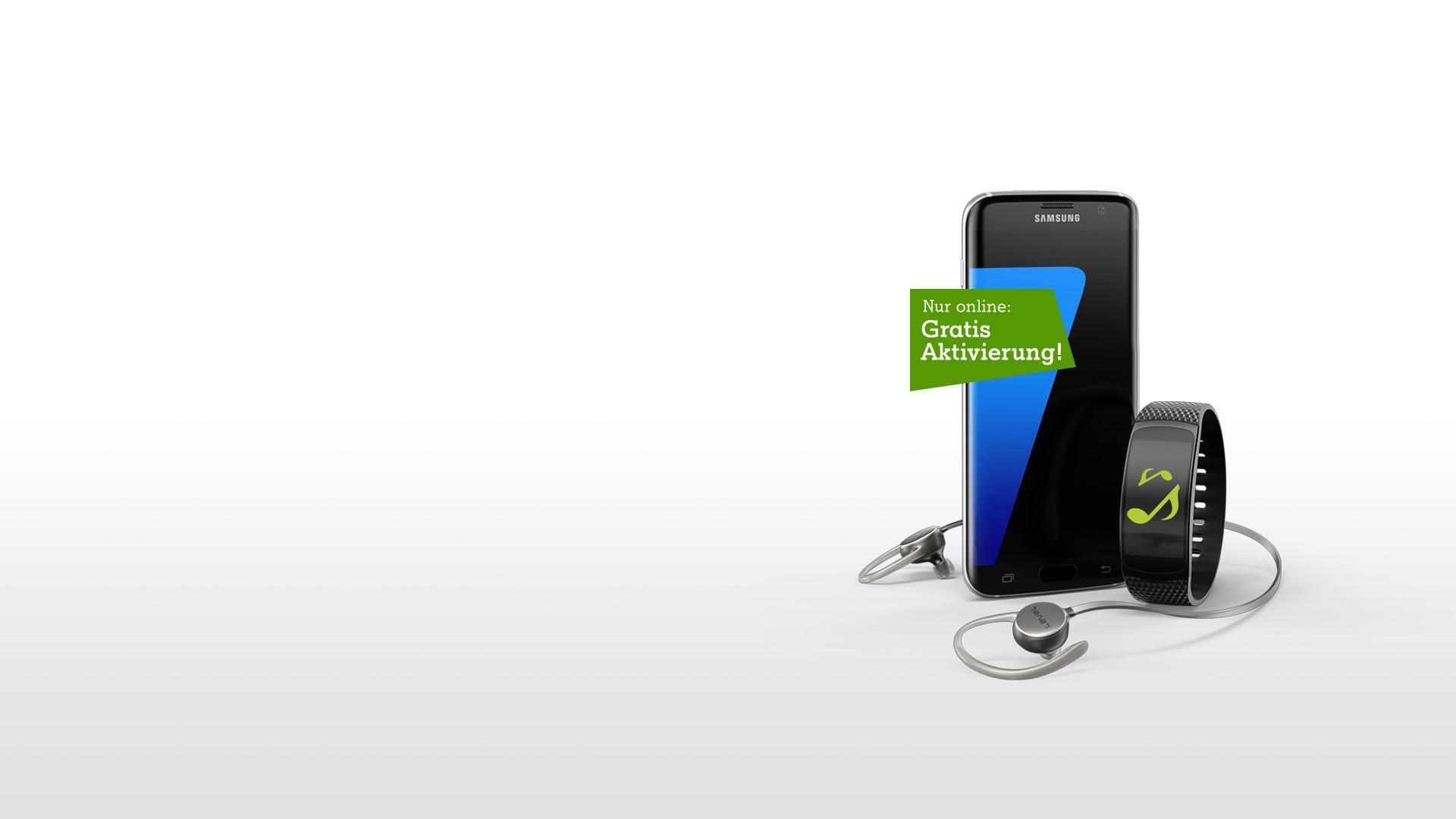 Galaxy S7 mit Samsung Power Pack