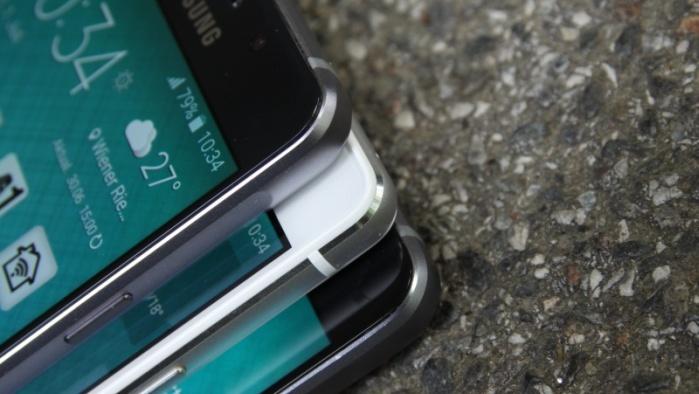 Huawei P9 Lite, Samsung Galaxy A3 (2016) und Samsung Galaxy A5 im A1 Blog Vergleich