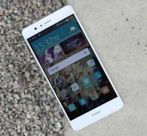 Das Huawei P9 Lite im A1 Blog Test