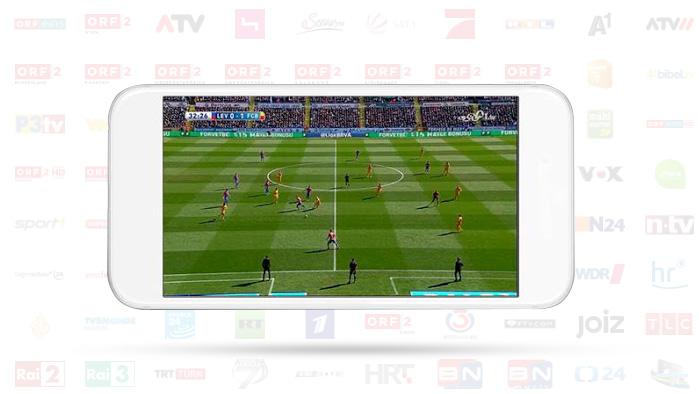 A1 NOW - Live fernsehen, mit dem Programm von über 40 TV Sendern!